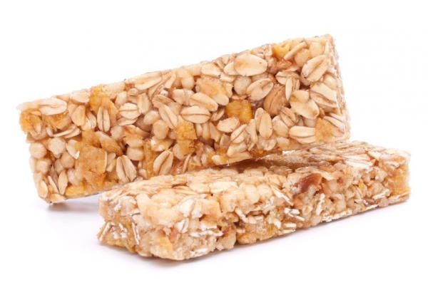 Uncoated Cereal Bars