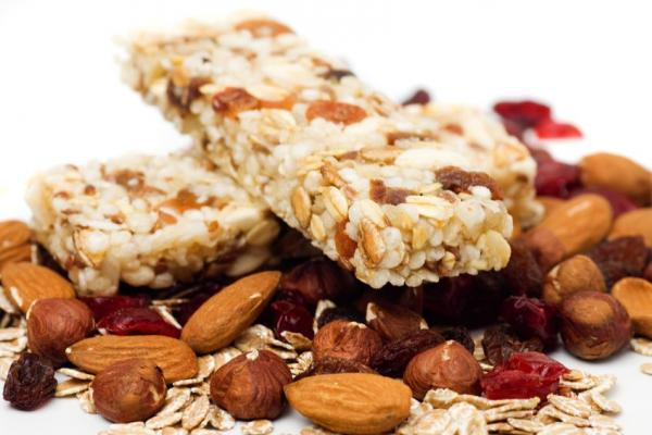 Fruit & Nut Bars
